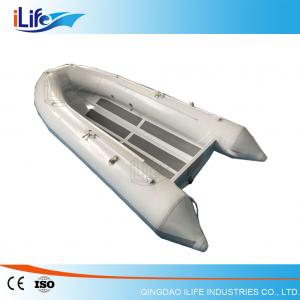 Aluminum rib boat