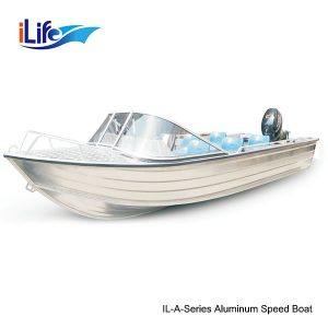 IL-A-Series Aluminum Speed Boat 1