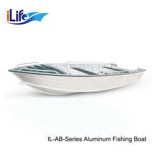 IL-AB-Series Aluminum Fishing Boat 2