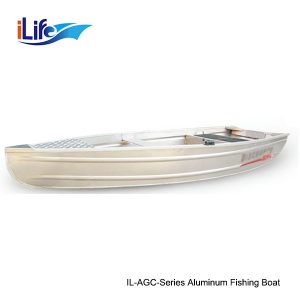 IL-AGC-Series Aluminum Fishing Boat 2
