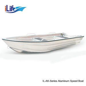 IL-AK-Series Aluminum Speed Boat 1