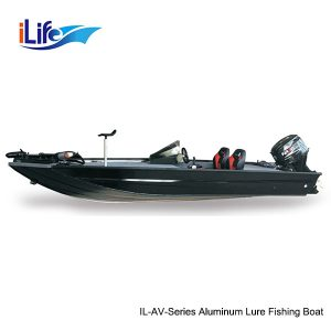 IL-AV-Series Aluminum Lure Fishing Boat 2